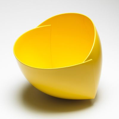 poterie jaune